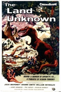 The land unknown poster SOURCE Amazon