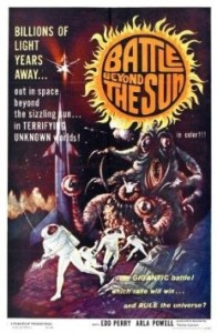 Battle Beyond the Sun SOURCE Amazon