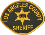 Los_Angeles_County_Sheriff's_Department Patch SOURCE Wikipedia Commons Public Domain