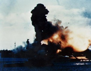 PearlharborcolorArazona SOURCE Wikipedia Commons Public Domain