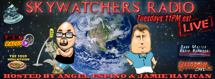 Listen live! Tuesday 11pm est / 8pm pst.