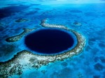 Great Blue Sinkhole Public Domain