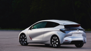 Renault says its all-new EOLAB concept boasts fuel efficiency of 1 L per100km -235 mpg - GigMag Fair Use