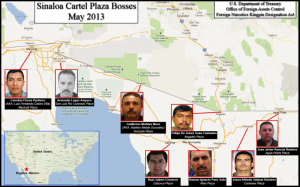 Sinaloa_Cartel_Plaza_Bosses_2013 Public Domain