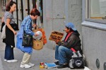 Helping the homeless Wikipedia CC BY-SA 2.0
