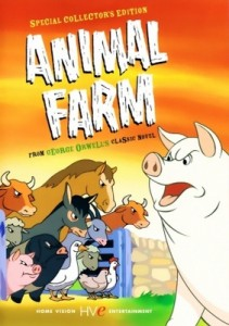 Animal Farm (1954) movie poster Fair Use